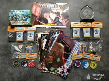 Tournament Pack Prizes
